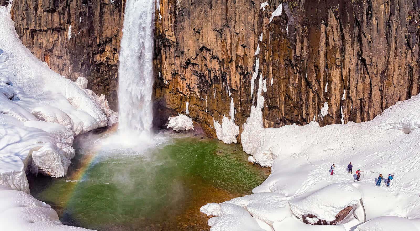 Naena Waterfall