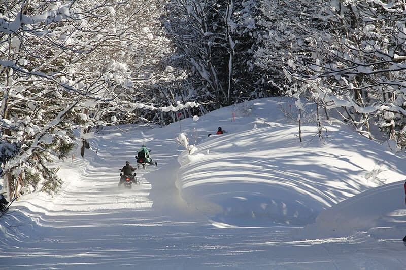 Snowmobile Land