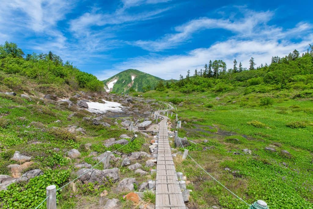 Mt Hiuchi