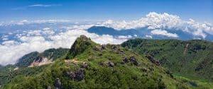 Mt Myoko Summit