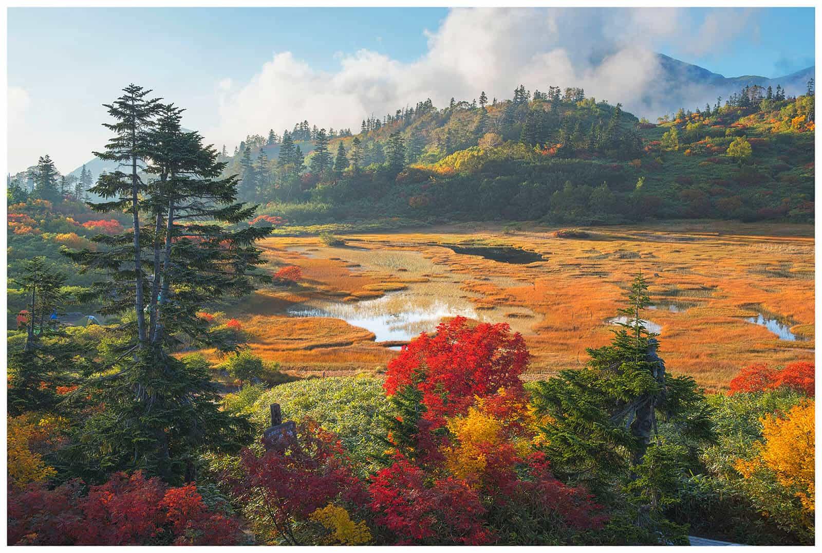 Koya Pond (Mt Hiuchi)