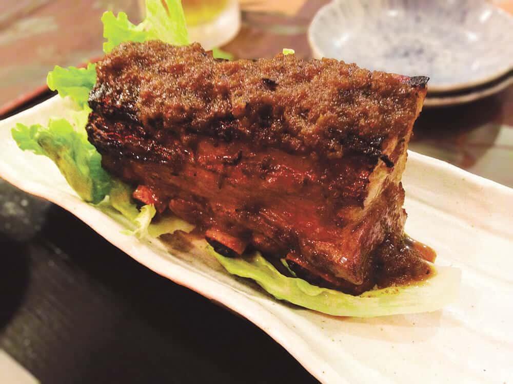 hanako spare ribs