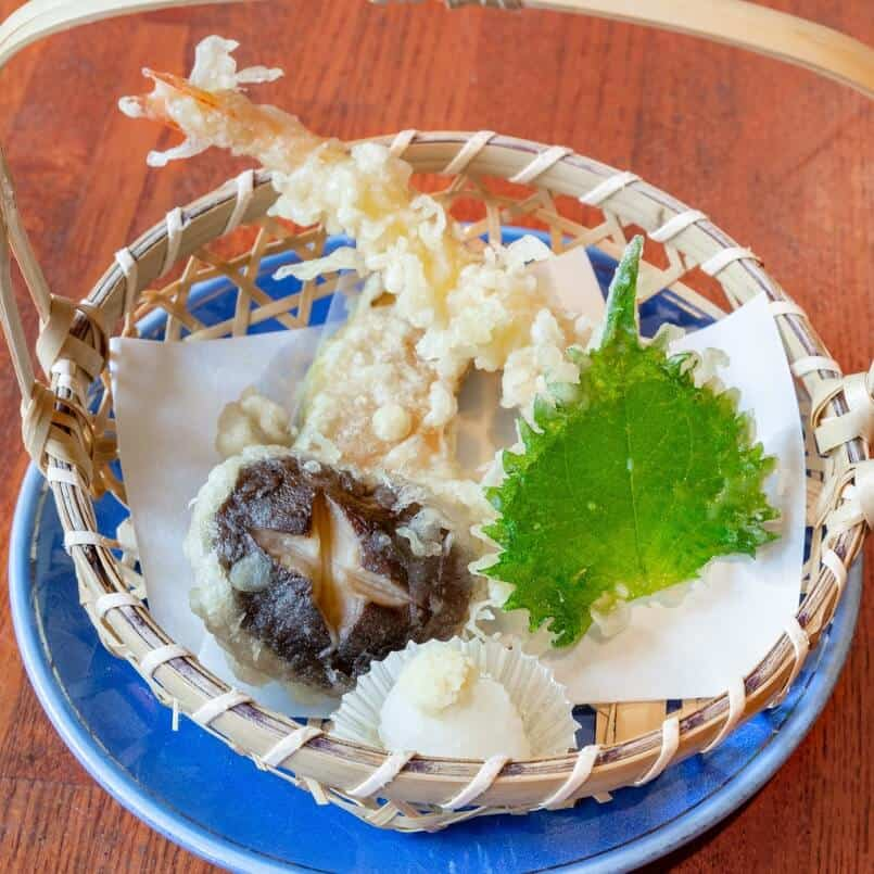 oyado furuya course tempura