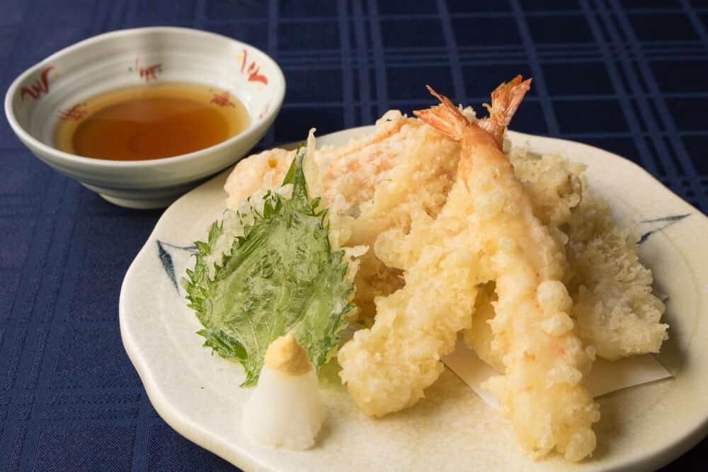 tempura (2 people)
