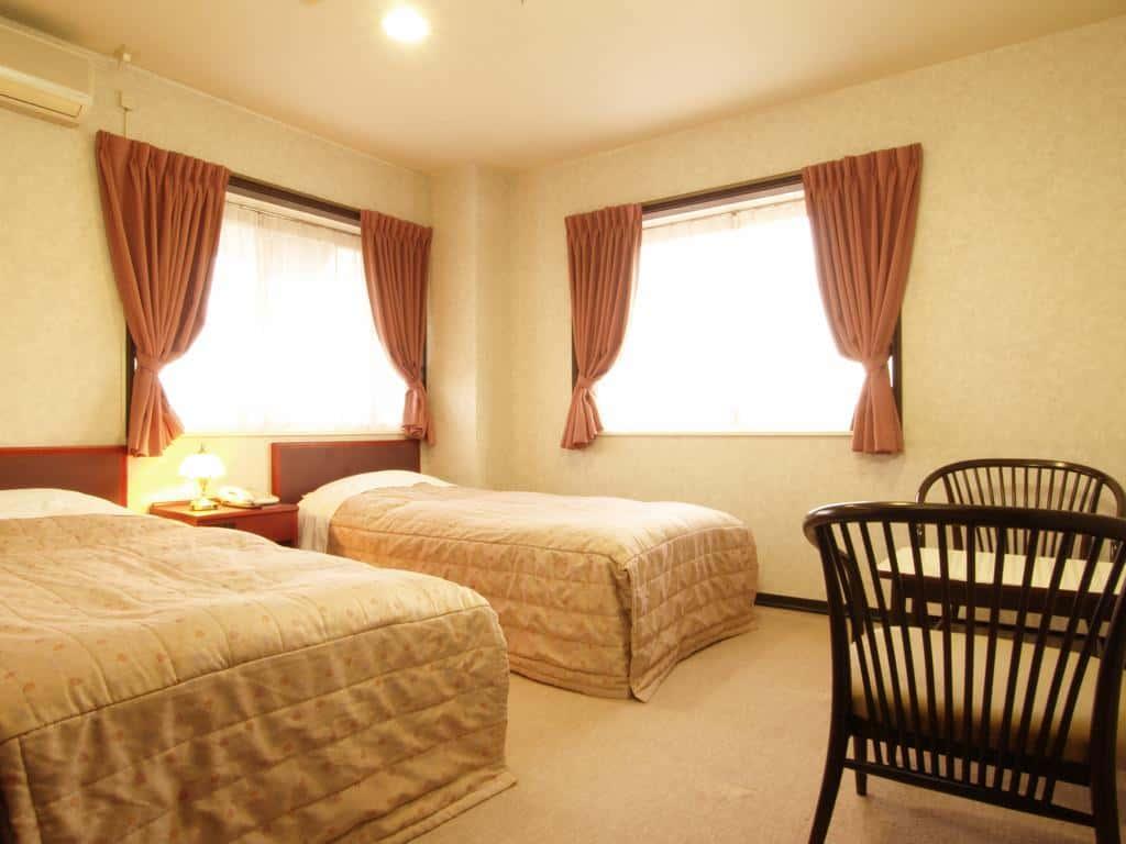 Akakura Yours Inn rooms