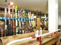 Akakura Yours Inn ski room