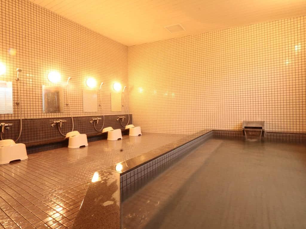 Pastoral Myoko bath