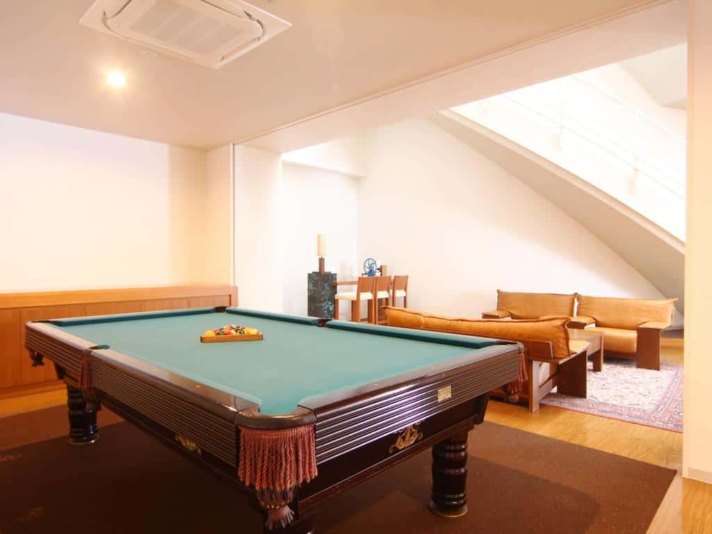 Pastoral Myoko pool