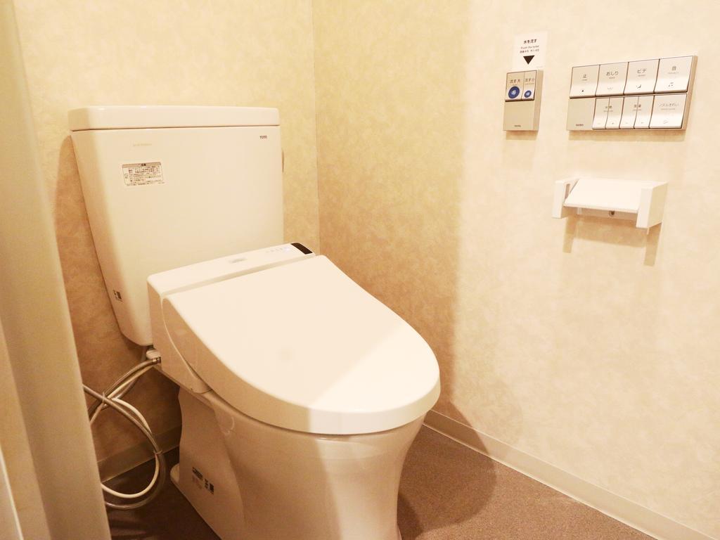 Pastoral Myoko toilet