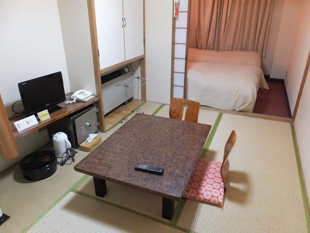 Wakui Hotel room