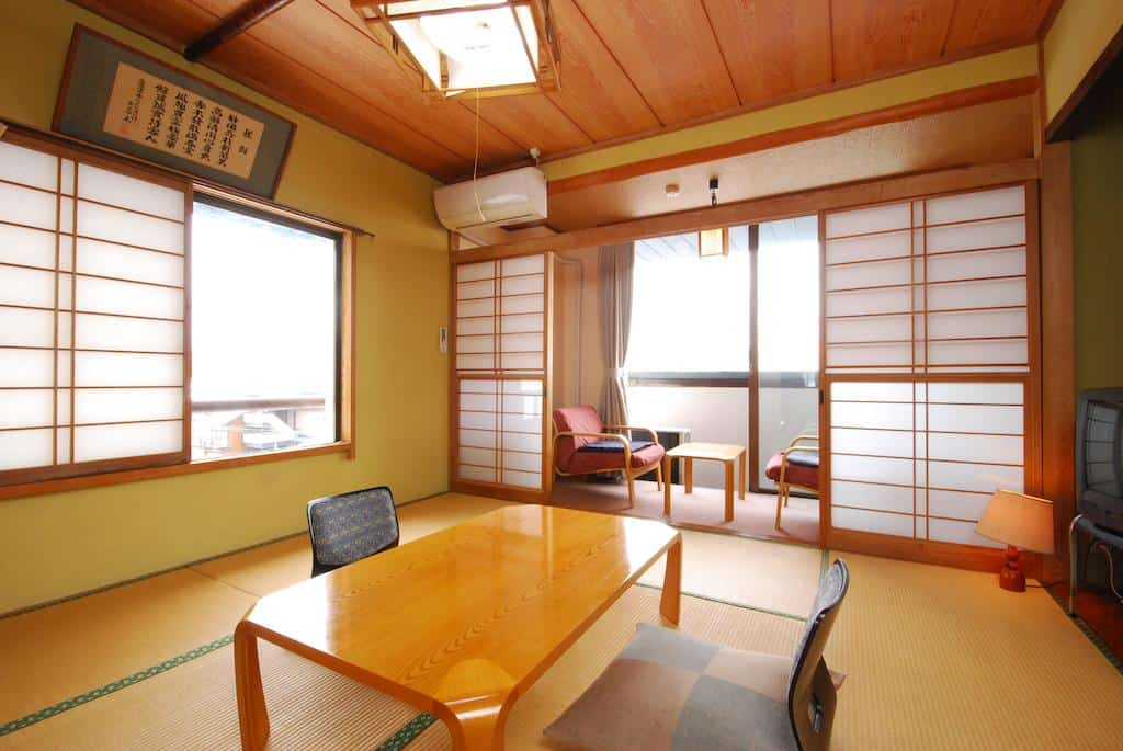 Kofukan rooms