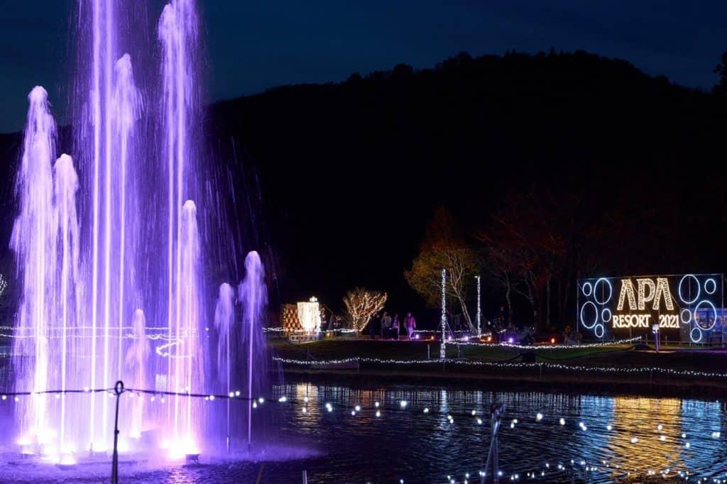 Apa resort Illumination