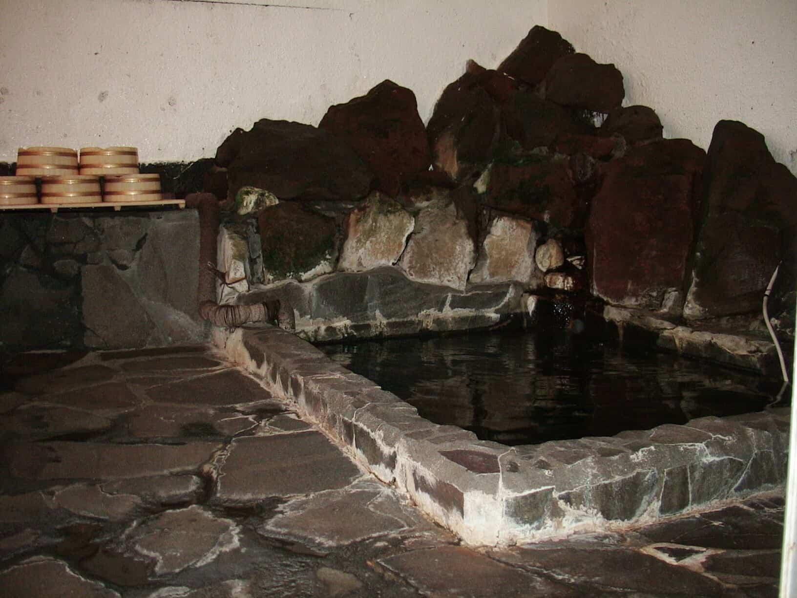 Silver Otowa bath