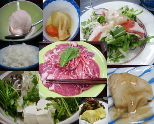 Silver Otowa food