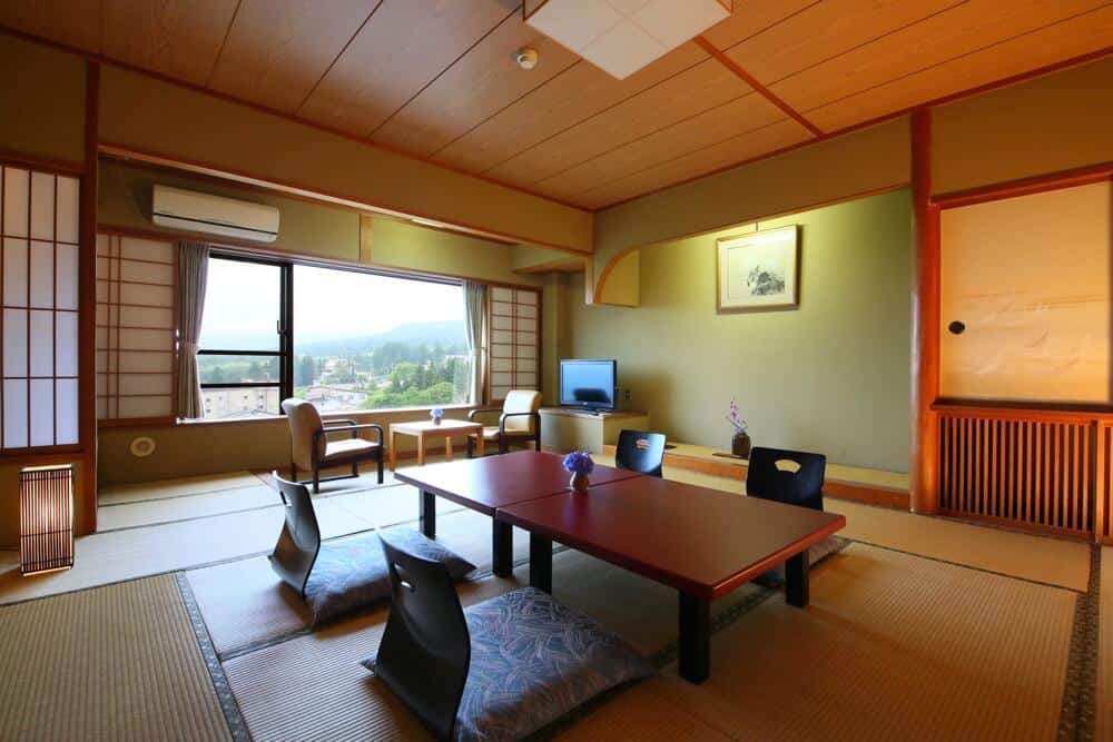 Hotel Taiko rooms