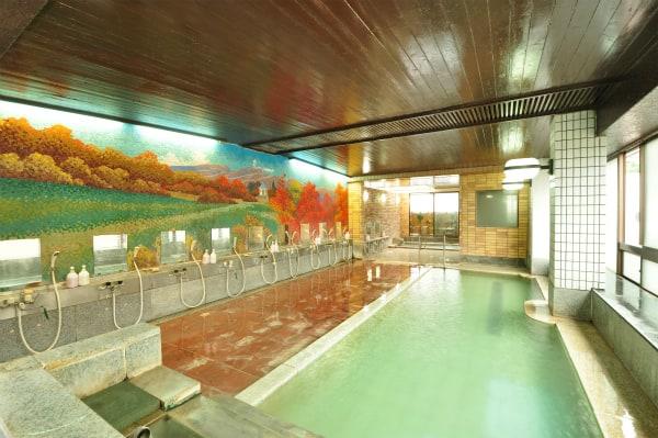 Hotel Taizan onsen