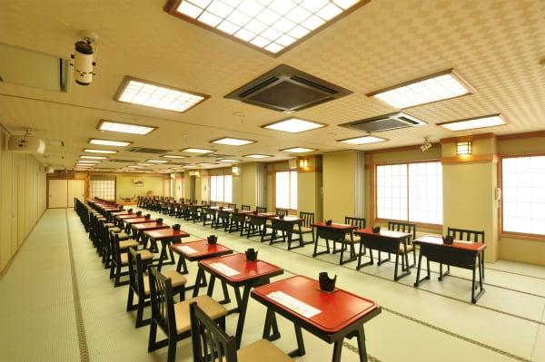 Hotel Taizan dinning