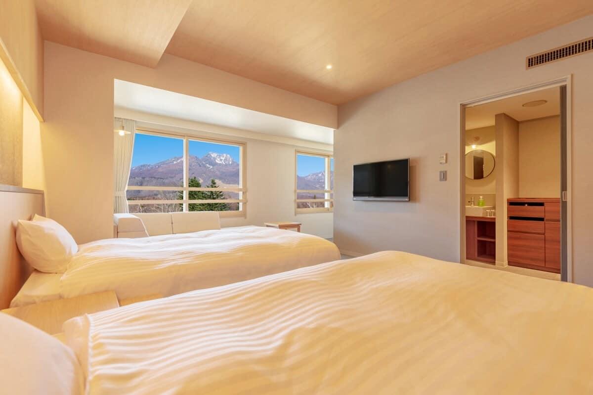 lime resort room