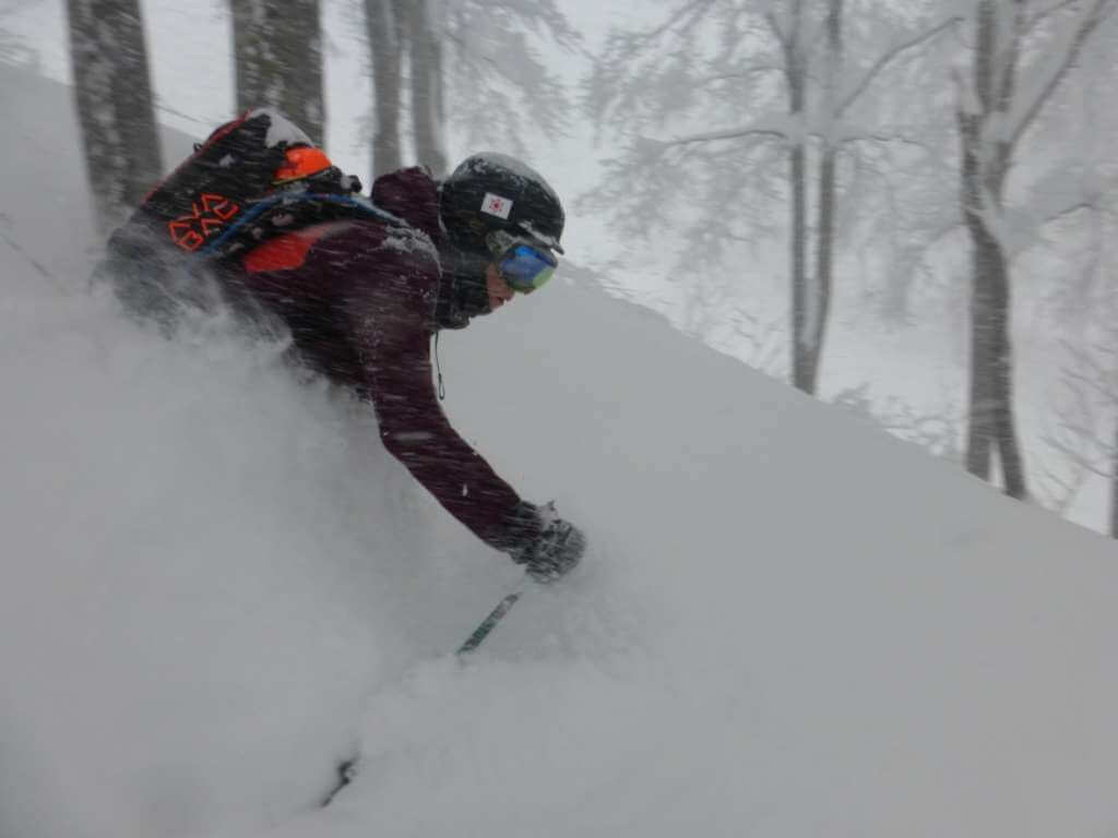 Japan Snowsports guiding