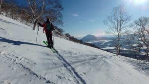 Japan snowsports touring