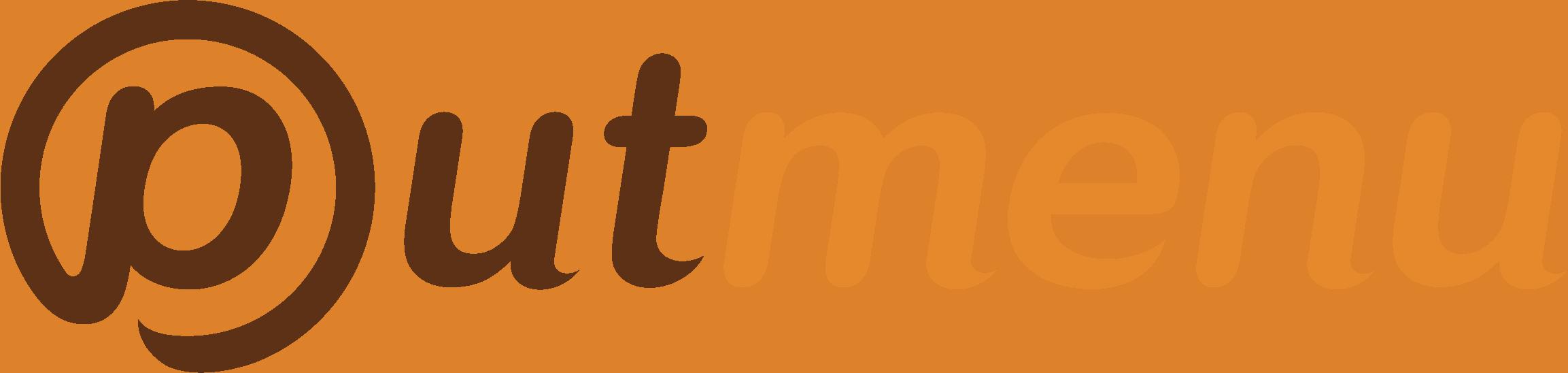 PutMenu Logo
