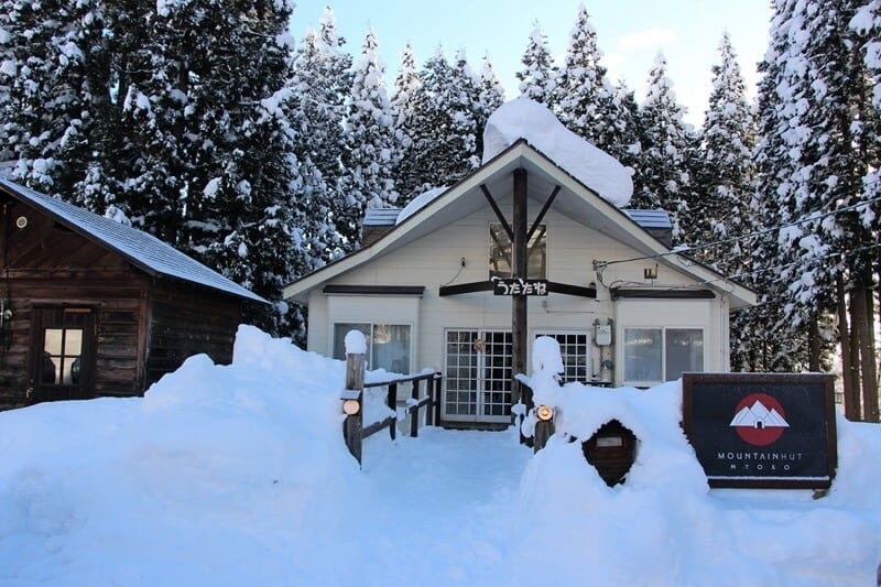 myoko mountain hut