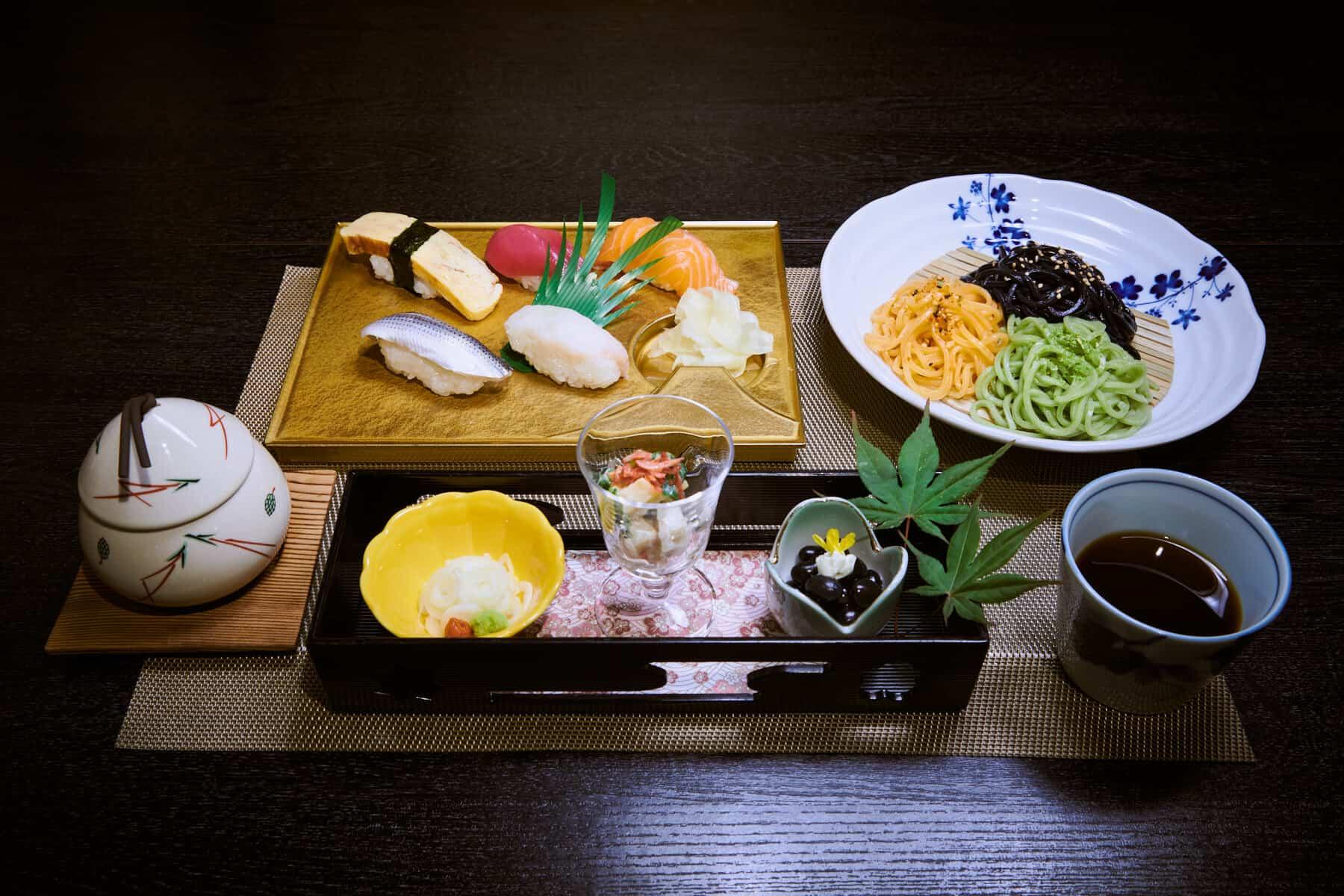 SushiYoshi Featured