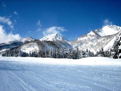 Kyukamura ski resort