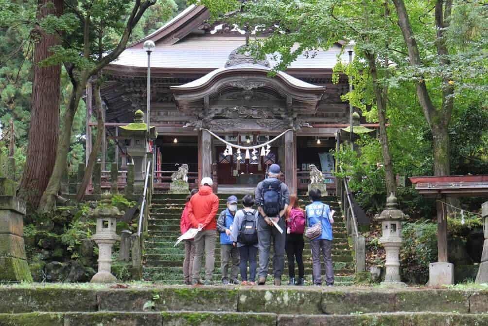Sekiyama Shrine