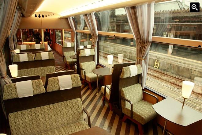 Setsugekka train
