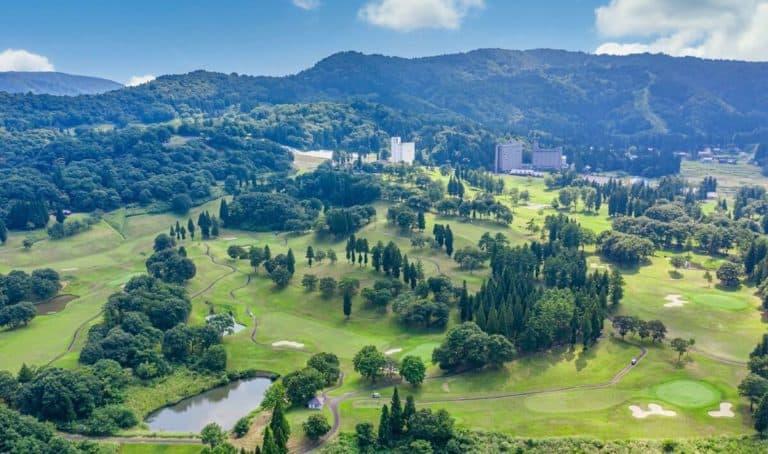 Apa Resort Joetsu Myoko Forest Golf Course