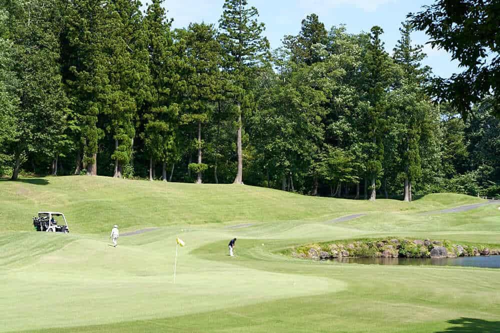 Myoko Kogen Golf Club